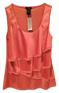 Ann Taylor Top Peach