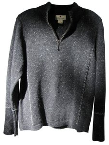 Woolrich Heather Quarter-zip Fabulous Sweater
