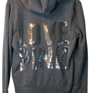 89ad6d68fd5e2 PINK Red Victoria's Secret Limited Edition Perfect Sweatshirt/Hoodie ...