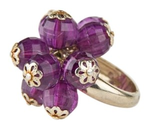 Kate Spade Purple Bead Ring