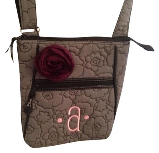 thirty one A cross body personalized monogrammed Cross Body Bag