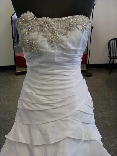 Jacquelin Exclusive 19826 Wedding Dress