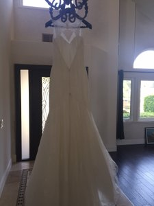 St. Patrick Haesel Wedding Dress