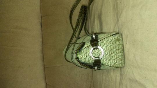 Ann Taylor Satchel in Green Image 2