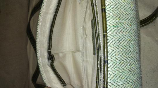 Ann Taylor Satchel in Green Image 8