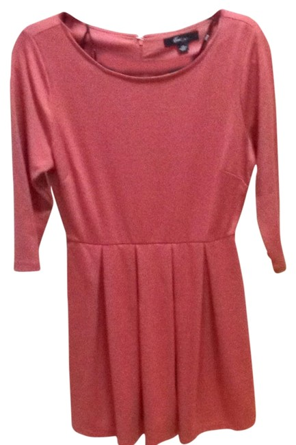 Forever 21 short dress Pink on Tradesy