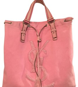 Yves Saint Laurient tote bag Tote in Pink