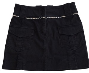Burberry London Mini Skirt Black