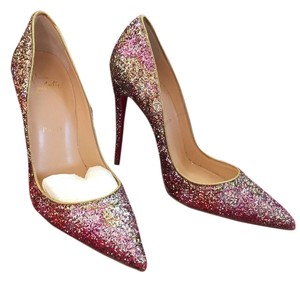 Christian Louboutin So Kate Pump Pink Pumps