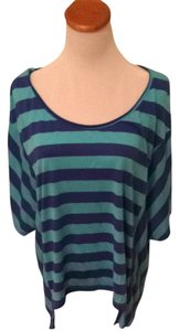 Envy Top Blue