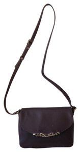 Lancaster Small Leather Cross Body Bag