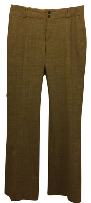 Item - Beige Glen Plaid Pant Suit Size 6 (S)