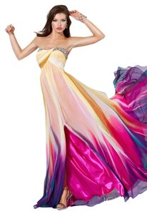 Jovani Strapless Prom Dress