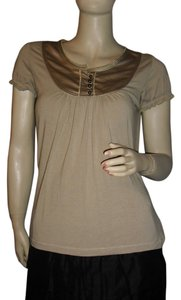Kenneth Cole Top beige