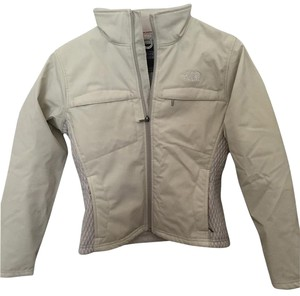 The North Face Tan/White Jacket