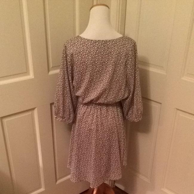 Envy short dress Brown And ivory on Tradesy