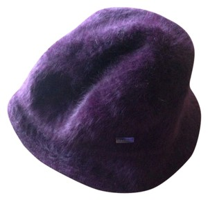 Betmar Brand New Betmar Plum Bock Winter Hat