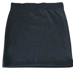 Nollie Mini Skirt Gray
