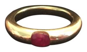 FRED Fred of Paris Ruby 18k Gold Ring