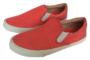 Lucky Brand Sneakers Comfort Red Cayenne Athletic