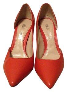 Colin Stuart Red Pumps