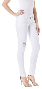 Level 99 Skinny Jeans-Distressed