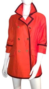 St. John Orange Jacket