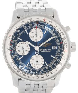 Breitling Breitling Navitimer II Stainless Steel Blue Dial Watch A13322