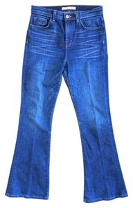 J Brand Boot Cut Pants Denim