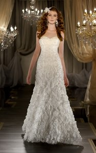 Martina Liana 427 Wedding Dress