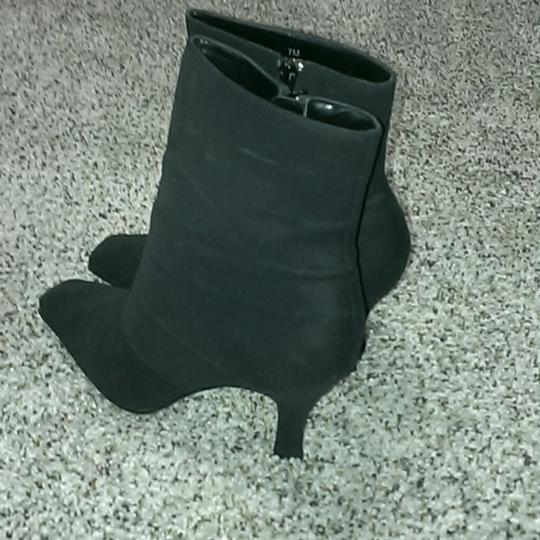 Lararamie by Carriage Court Black Boots