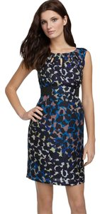 Nanette Lepore Capture Me Silk Peep Dress
