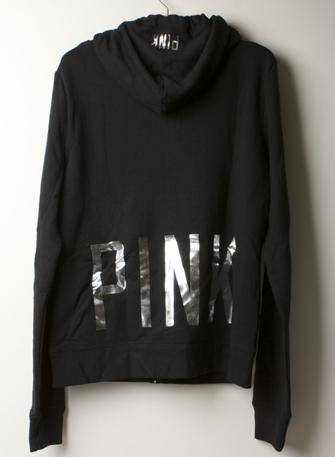 PINK Bling Fall Spring Limited Edition Sequin Sweatshirt Image 2