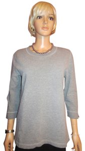 Chico's Top Gray