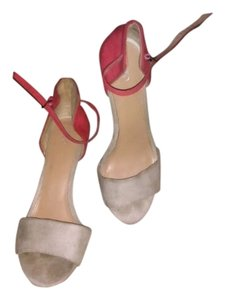 & Other Stories pink/tan Pumps