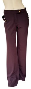 Bally Luxury Gabard Flared Military Pants