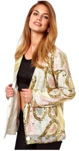 Virgos Sequin Blazer