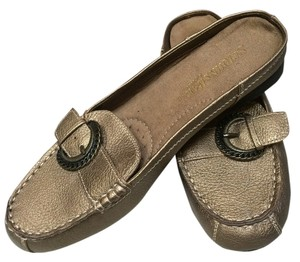 jcp Gold Mules
