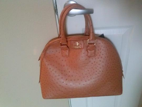 Jean-Louis Scherrer Satchel in Camel