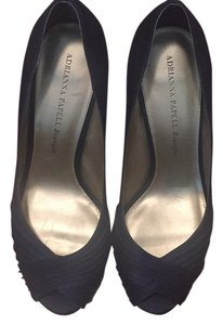 Adrianna Papell Navy/royal blue Formal