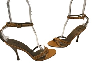 Bakers Pieces Brown leather Sandals