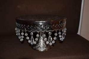 Crystal Vintage Style Cake Stand