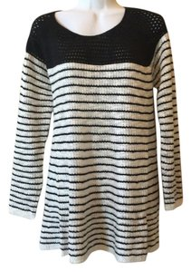 Mystree Stripe Medium Sweater