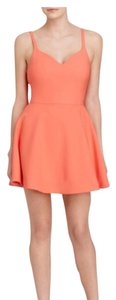 Elizabeth and James short dress Bell (orange ) on Tradesy