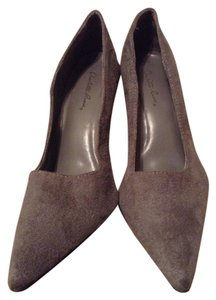 Charlotte Russe Grey Pumps