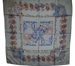 Lalique Beautiful LALIQUE Paris Collectors Edition 100% Silk Scarf