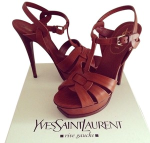Yves Saint Laurent Platforms