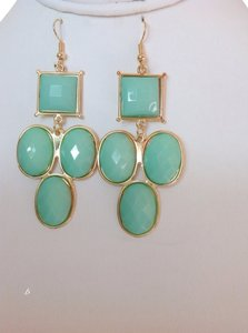 0 Degrees Turquoise Color Woman Assorted Earrings!