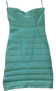WOW short dress Mint on Tradesy