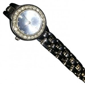 unknown Rhinestone Accented Watch